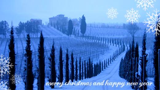 img: Castellani wishes you Happy Holidays! | Castellani Spa | castelwine.com